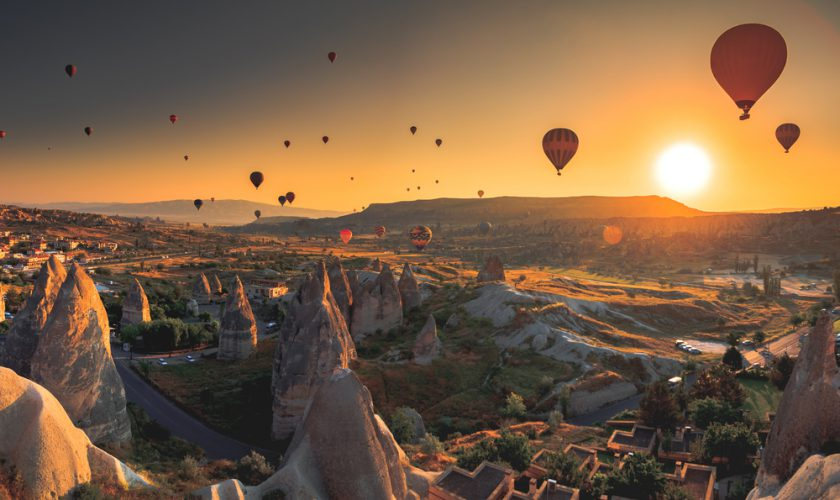 turki cappadocia