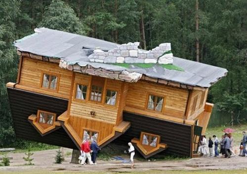 Rumah unik di dunia