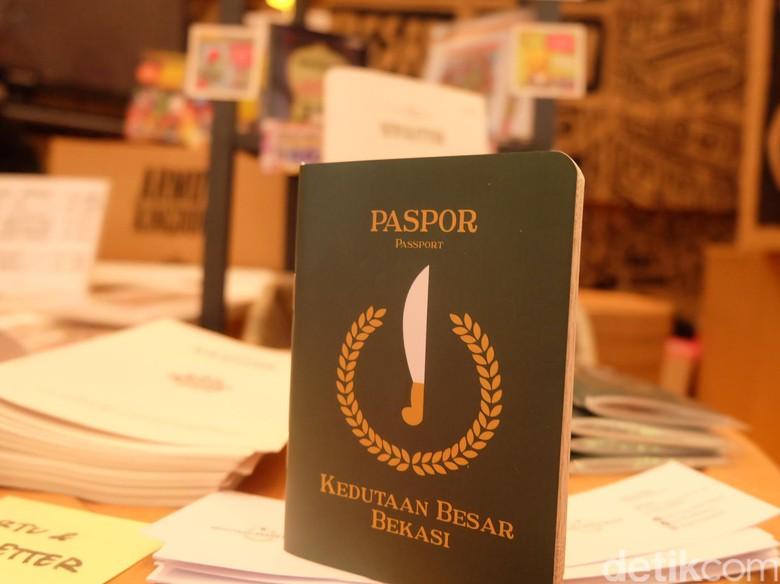 Sudah Tahu Belum Kalau Bekasi Punya Paspor Sendiri?