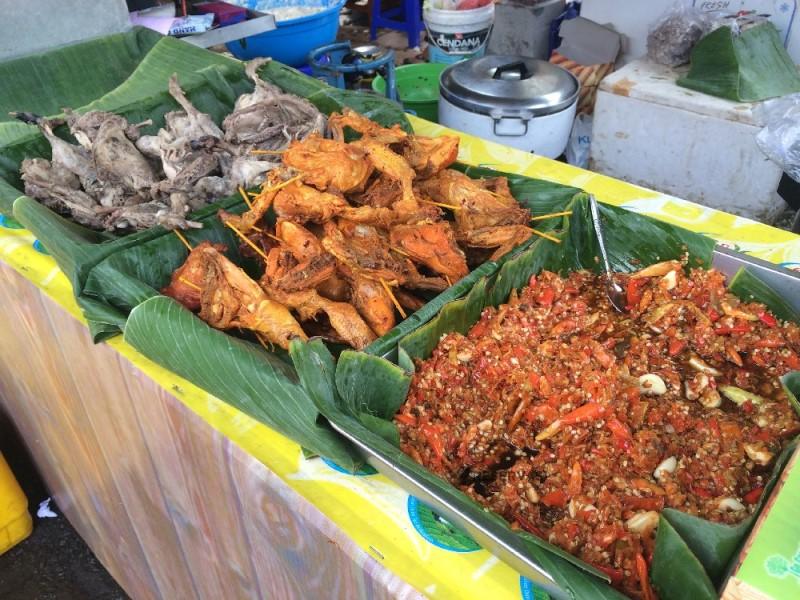 Icip Icip Kuliner Jawa Timuran di Festival Kuliner Serpong 2016