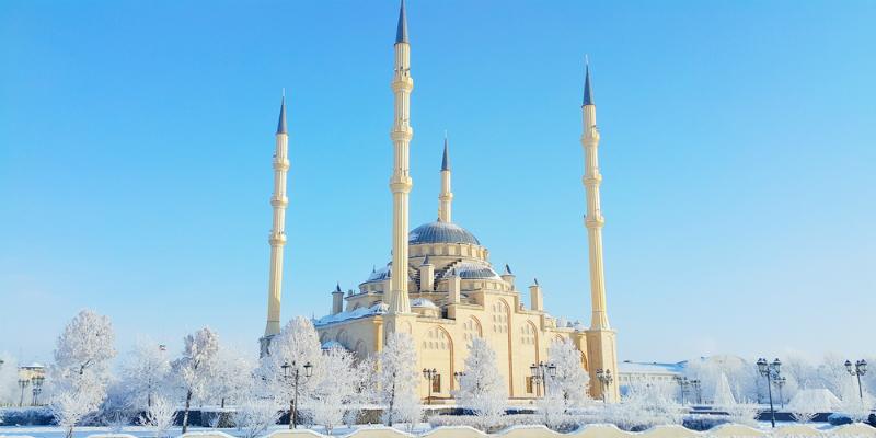 Suasana 20 Masjid Terindah di Dunia Ini Akan Membuat Kalian Rindu dan Ingin Selalu Kembali