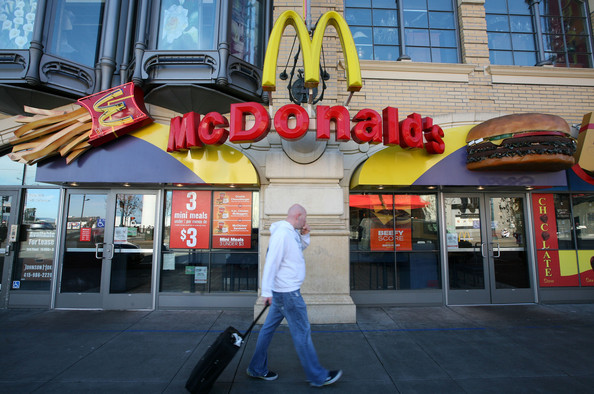 desain unik restoran mcdonald di dunia
