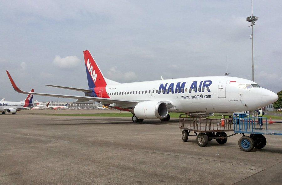 Sriwijaya Air dan Nam Air Pindah dari 1B ke Terminal 2F