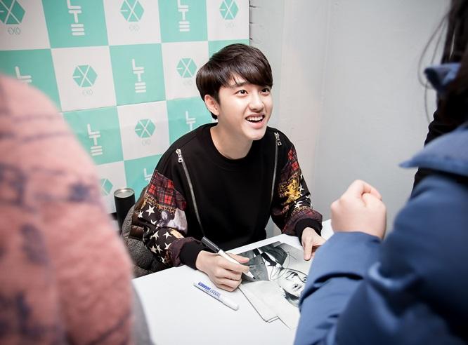 tempat bertemu artis Kpop idola