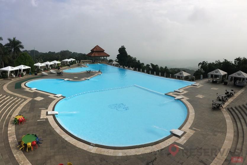 Skypool Giri Tirta Kahuripan, Kolam Renang Paling Instagramable di Purwakarta