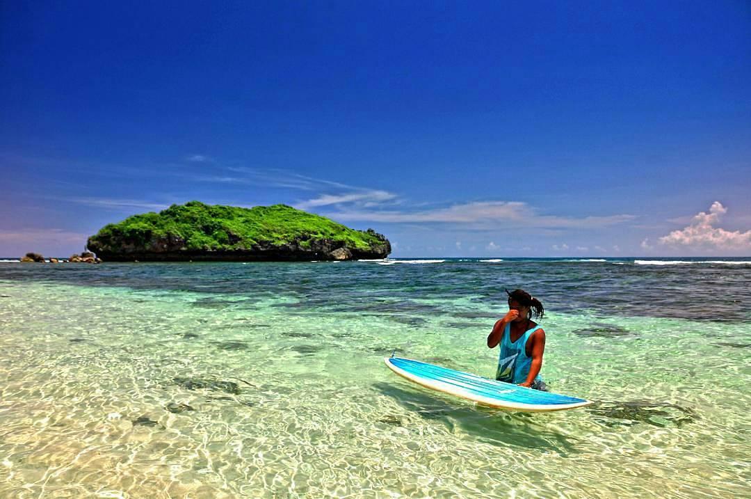 5 Pantai di Gunung Kidul, Yogyakarta Yang Wajib Kamu Kunjungi