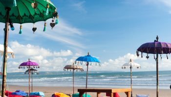 Kuta Bali beach