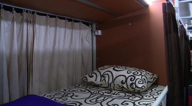 Begini Penampakan Sleeper Bus Pertama di Indonesia