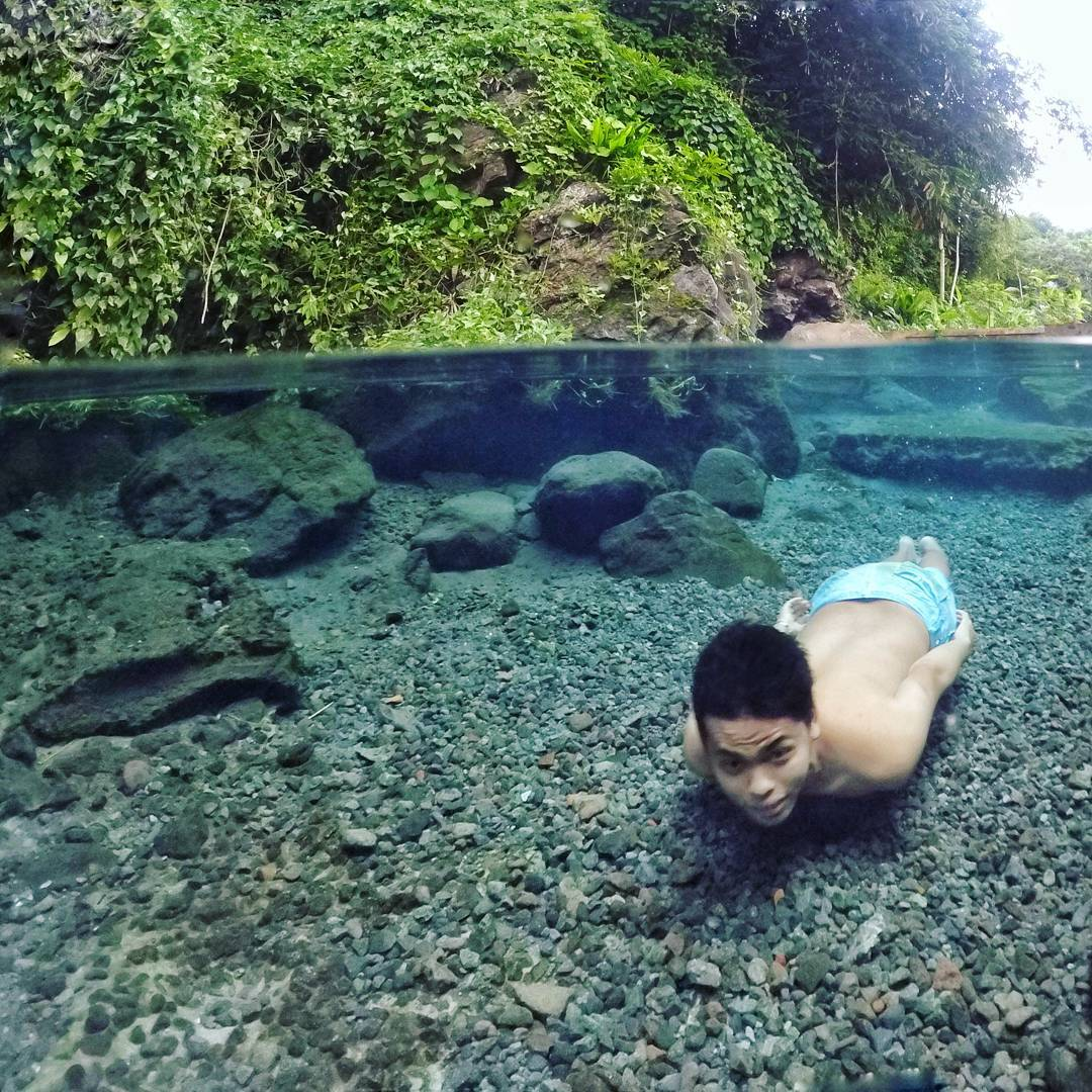 Mata Air Cimincul Subang, Beningnya Seperti Situ Cilembang
