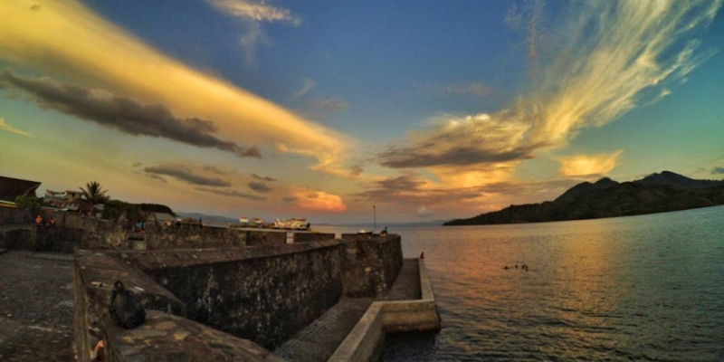 3 Benteng Cantik dari Pulau Ternate