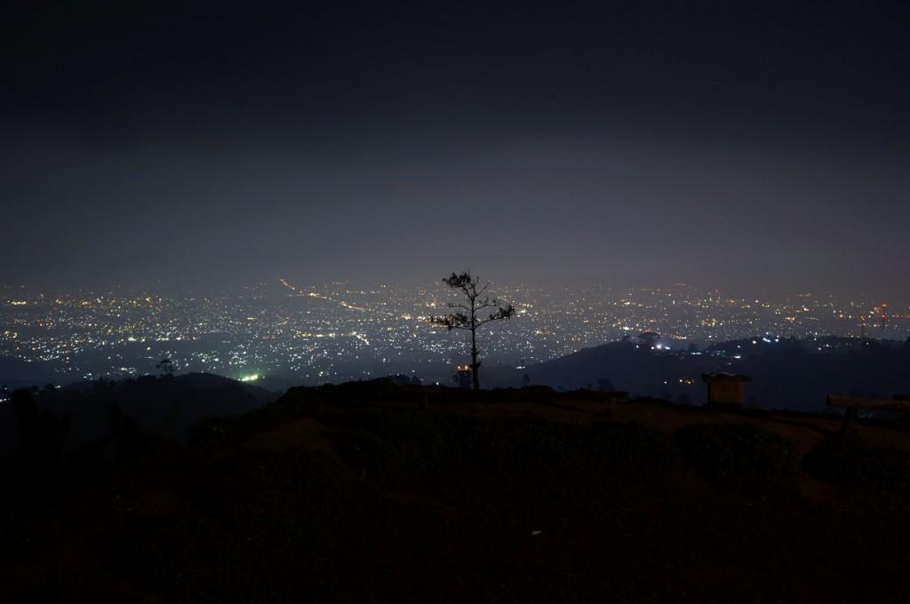 Bukit Moko, Menikmati Bandung Dari Ketinggian