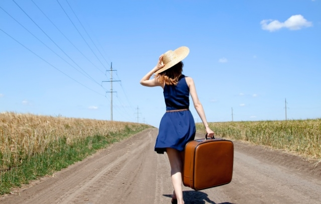 Hasil Survey Wanita Lebih Suka Traveling