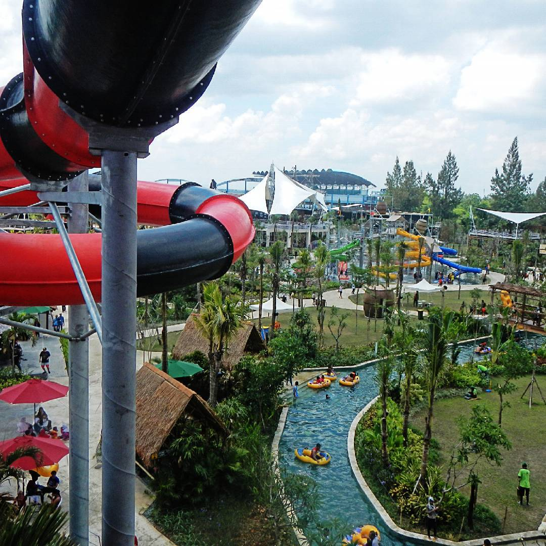 Pirate Bay Adventure Park Jogja IG @ endanandaa