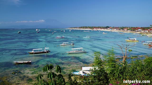 Kabur Dari Bali, Melesat, Menikmati Sunyi Di Nusa Lembongan.