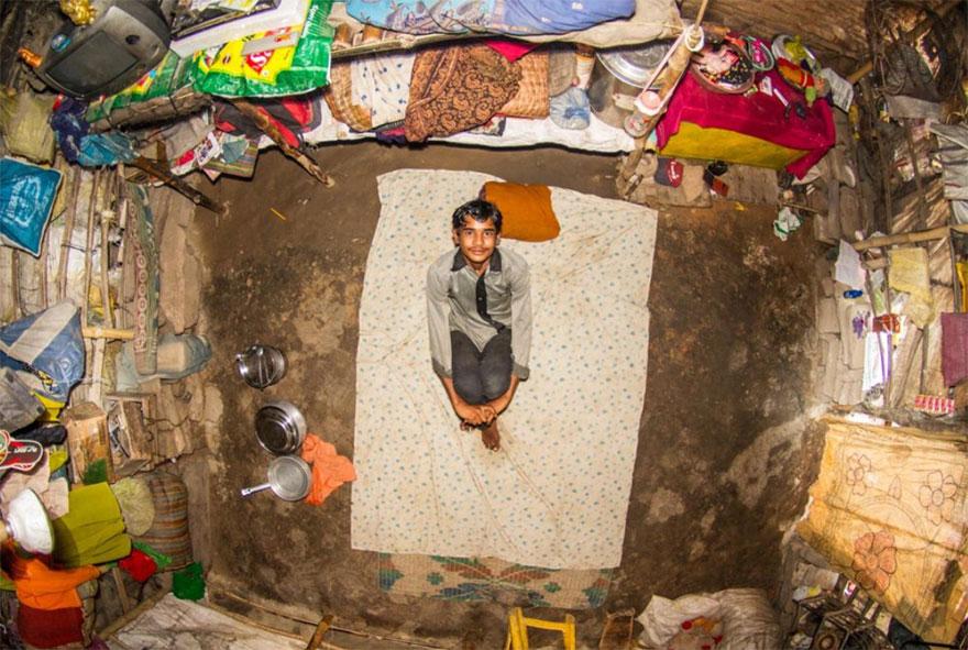 lalu, varanasi, india, sumber gambar: myroomphotos.com