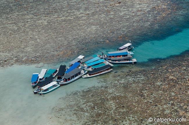pemandangan-dari-mercusuar-pulau-lengkuas-belitung