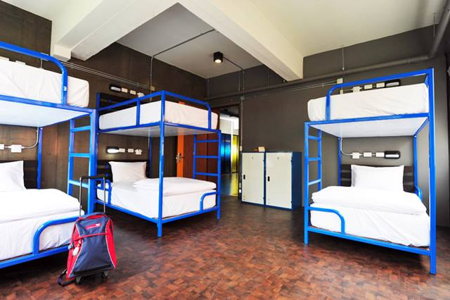 hostel murah di bangkok