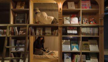 hotel-perpustakaan