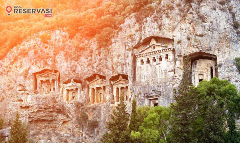 kuburan-raja-di-turki