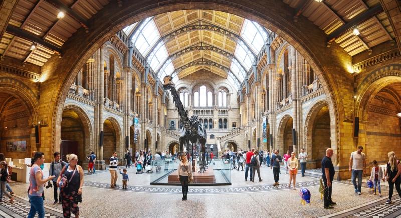 Tempat Wisata Gratis di London