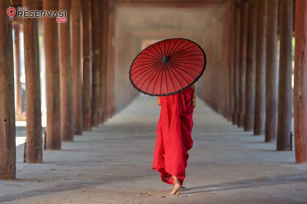 Myanmar Terpilih Menjadi Negara Paling Dermawan Pertama di Dunia