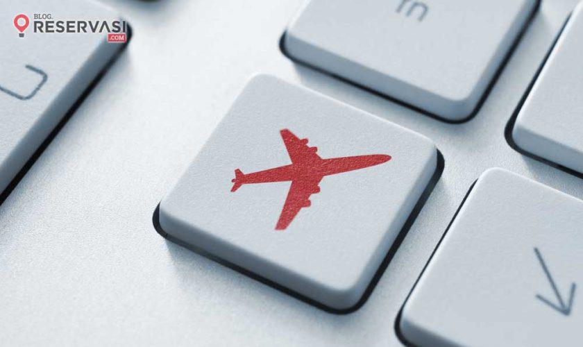 tiket pesawat murah di Reservasi.com