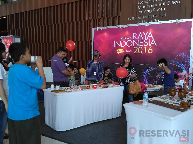 Habis Gajian? Saatnya Cuci Mata di Pekan Raya Indonesia 2016 ICE BSD