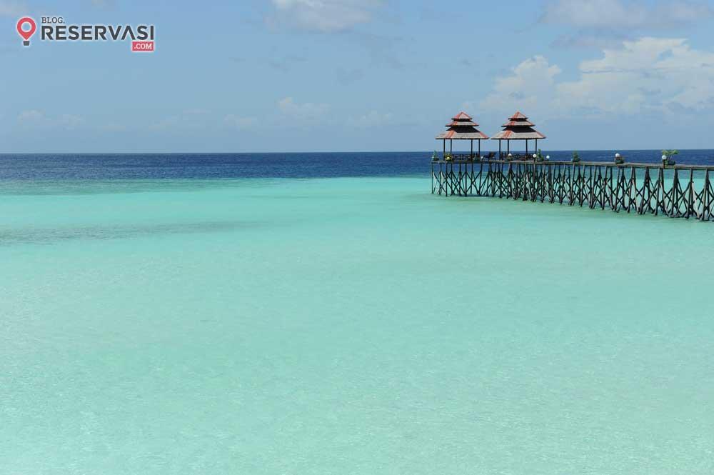 Indahnya Pulau Maratua Terkenal Hingga ke Penjuru Dunia