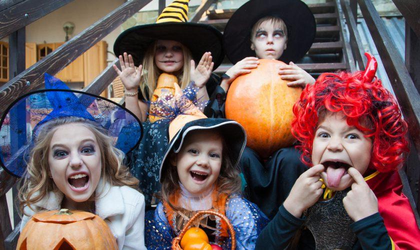 Perayaan halloween dari berbagai negara