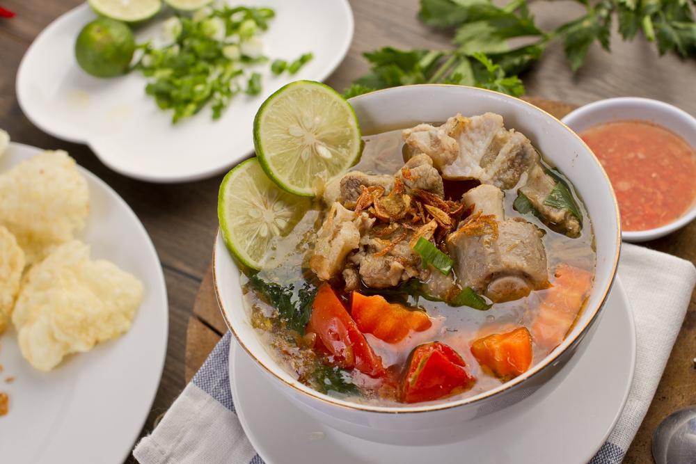 Makanan khas indonesia yang mendunia