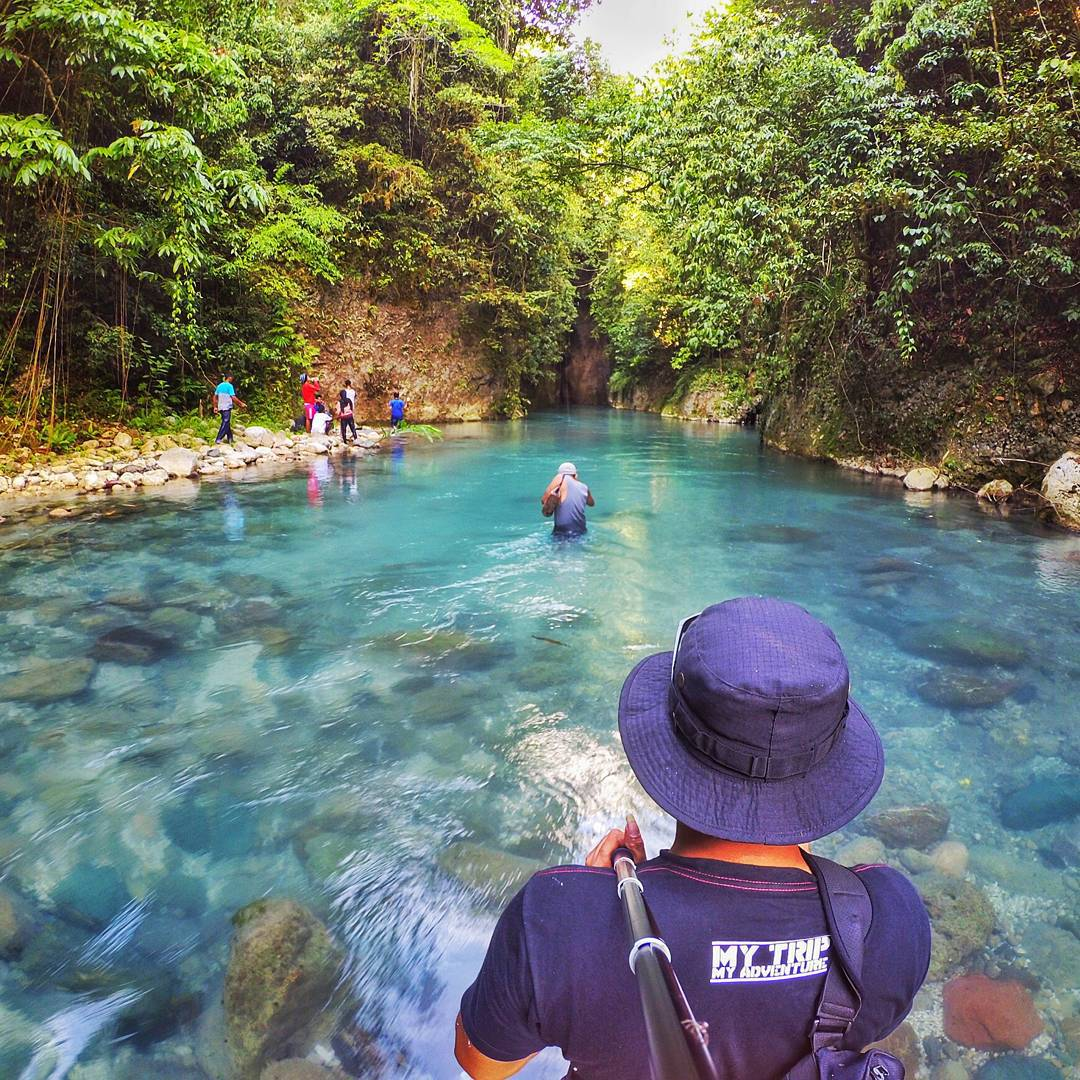 Danau Tebing Makariki IG @fahrulmahigan
