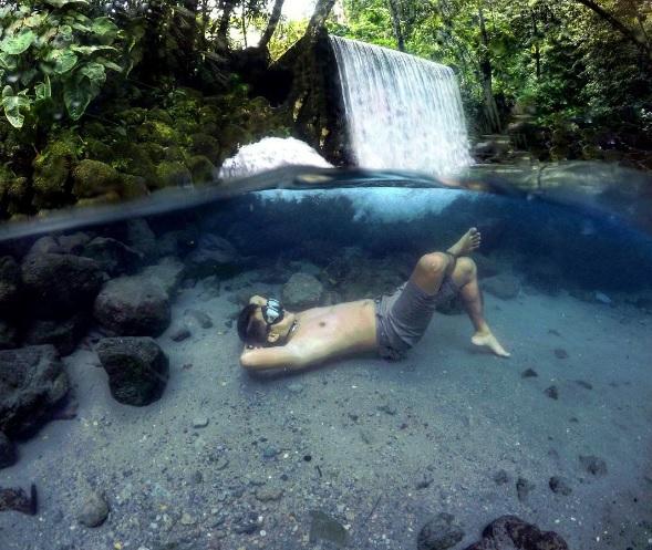 Kenalkan Tirta Alami Malibo Anai, Umbul Ponggoknya Padang Pariaman