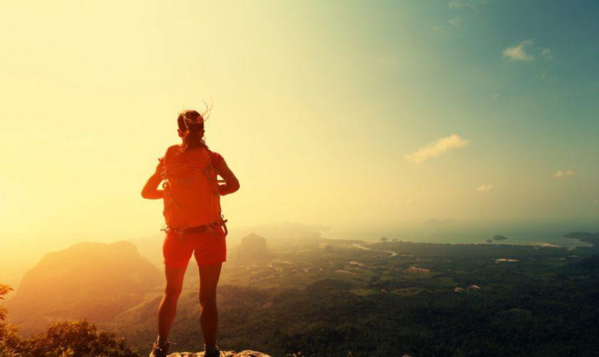 woman-hiker