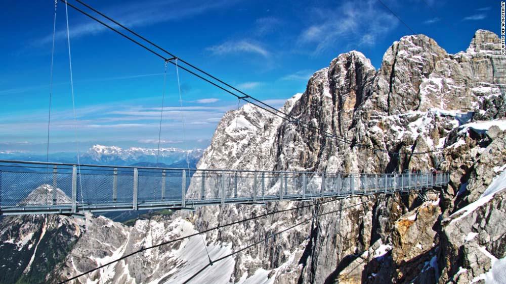 Dachstein Stairway to Nothingness (Austria)