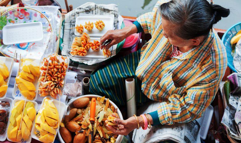 Makanan Khas Bangkok Thailand