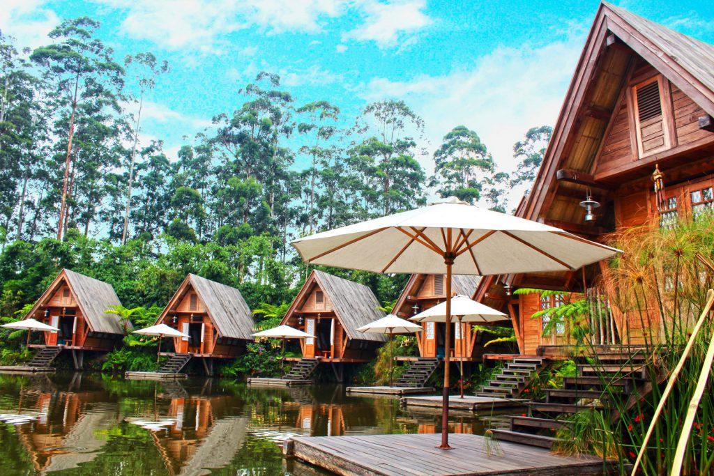 10 Hotel Unik Di Bandung Untuk Menemani Liburan Tahun Baru