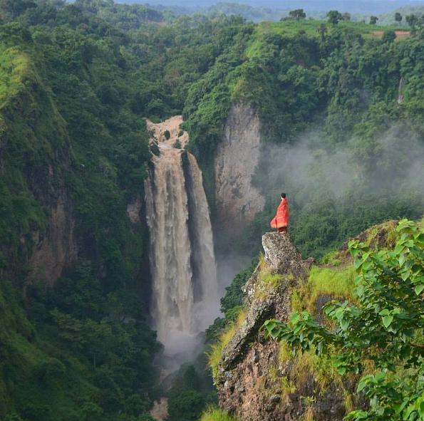 Air Terjun Tama'lulua yang Indah dan Teristimewa dari Jeneponto