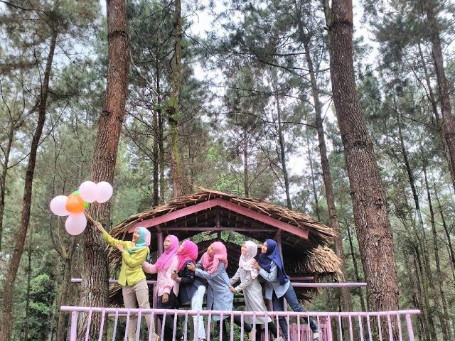 Wisata Sikembang Park, Tempat Selfie Terbaru di Jawa Tengah