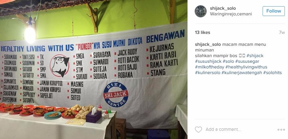 34 Tempat Wisata Kuliner Solo yang Enak dan Murah - Reservasi.com