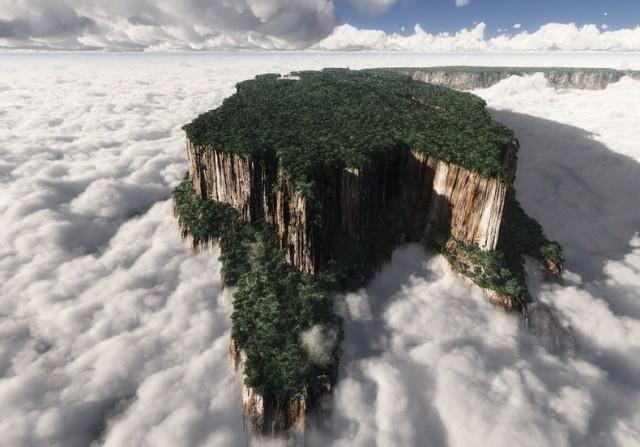 Gunung Roraima - Venezuela