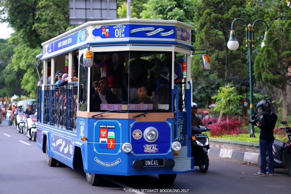 Bus Wista Bogor