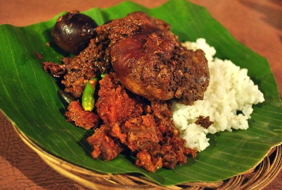 Nasi Gudeg Enak di Jakarta