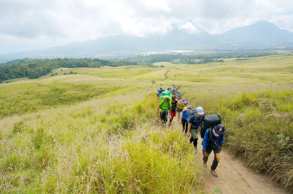Trekking Gunung Rinjani