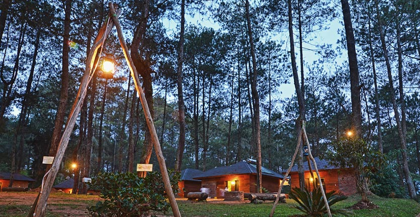 3 Tempat Terbaik untuk Wisata Romantis di Lembang