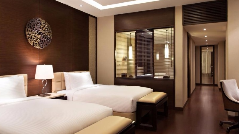 hotel romantis di jakarta