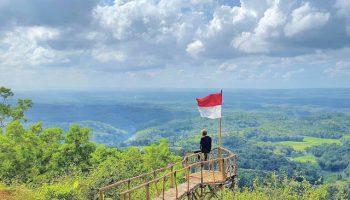 Wisata Seribu Batu Songgo Langit Yogyakarta