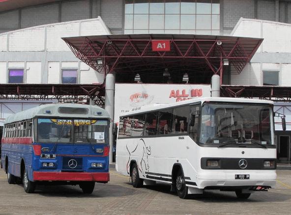 Penggemar Bus Klasik? Wajib Datang ke Pameran Bus Klasik 2017