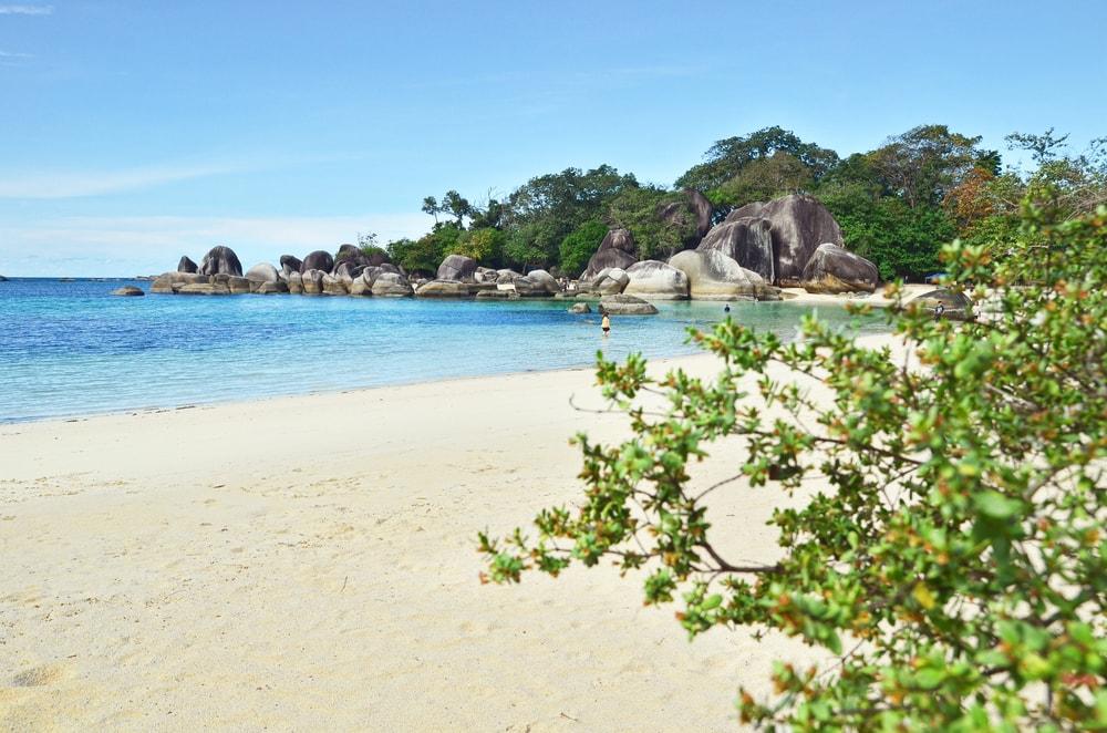 Pantai Indonesia Tanjung Tinggi