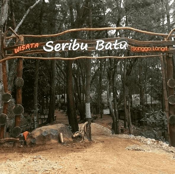 Wisata Seribu Batu Songo Langit Yogyakarta