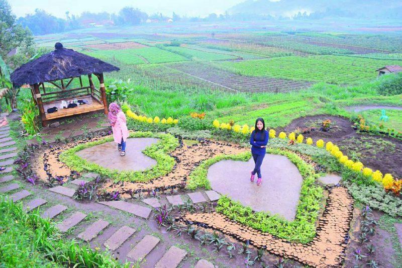 Wisata Desa Pujon Kidul Malang